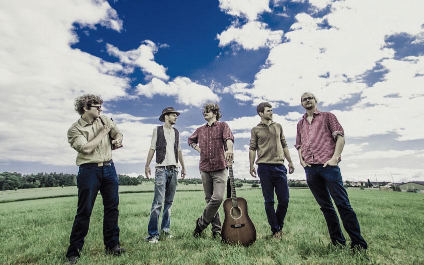 Bandshooting 2013 - Fotografin: Alla Poppersoni